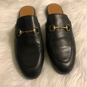 Authentic Gucci Princetown Loafer Mule